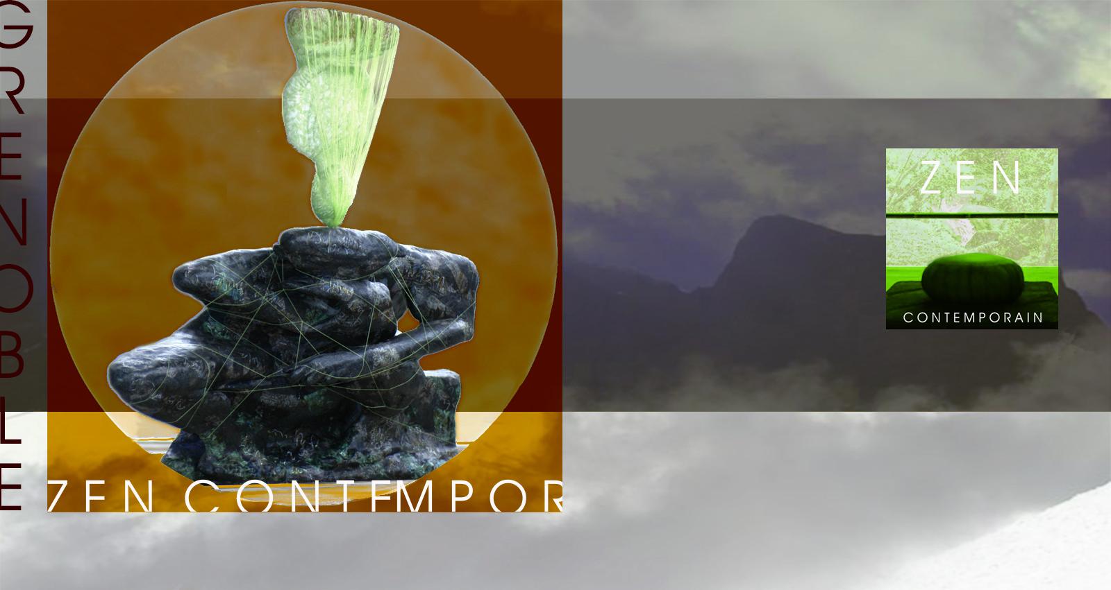 Zen contemporain